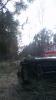 2013-04-14 Verkehrsunfall auf NEW2 - PKW überschlagen