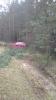 2014-04-10 Unfall Auto gg mehrere Bäume